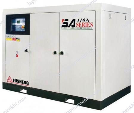 máy nén khí trục vít không dầu