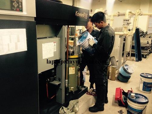 Tuân thủ những quy định để giữ an toàn trong quá trình sử dụng máy nén khí