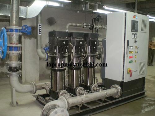 Biến tần máy nén khí và một sự cố thường xảy ra