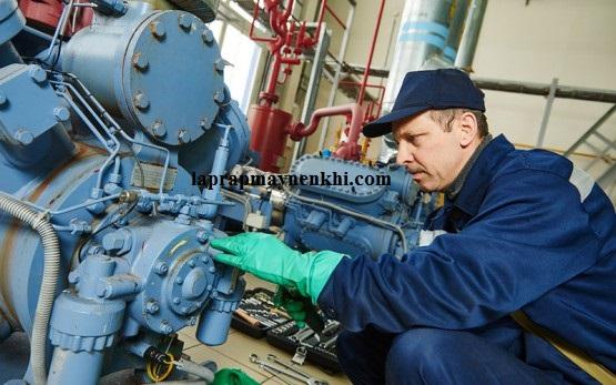 Cách khắc phục lỗi cơ bản xảy ra ở máy nén khí piston