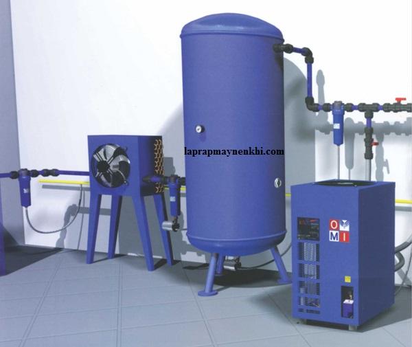 Tại sao nên sử dụng máy sấy khí trong hệ thống khí nén