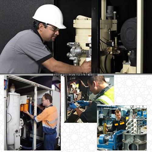 Người dùng muốn tự sửa chữa máy nén khí phải chuẩn bị rất nhiều dụng cụ hỗ trợ