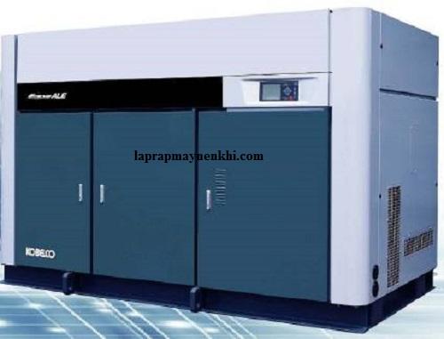 Những điểm mới của máy nén khí Kobelco