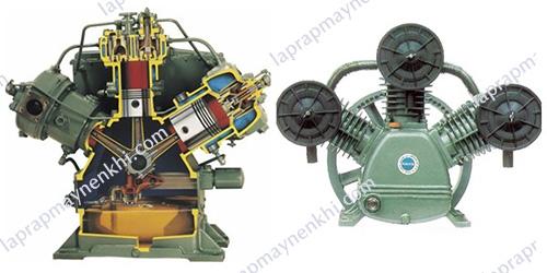 Một số ưu điểm và nhược điểm của máy nén khí piston