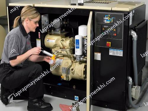 Hãy lưu ý khi sửa chữa máy nén khí để đảm bảo an toàn