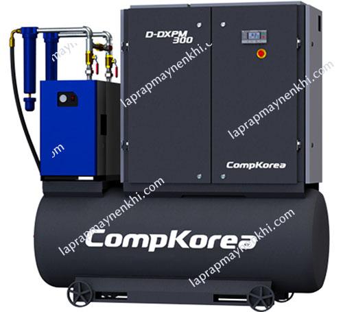 Máy nén khí Compkorea là sản phẩm được khá nhiều người yêu thích