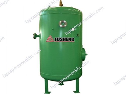 Bình chứa khí nén Fusheng đóng một vai trò hết sức quan trọng với máy nén khí