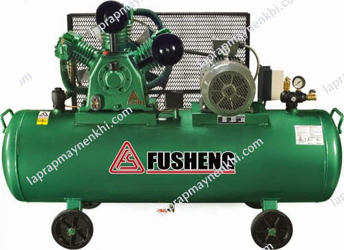 Máy nén khí Fusheng chính hãng được cung cấp tại công ty Yên Phát