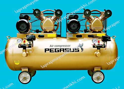 Máy nén khí 2 cấp là gì? Một số model máy nổi bật nhất hiện nay