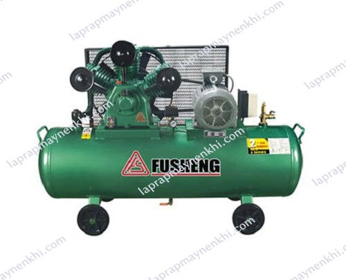 Máy nén không khí piston Fusheng có đặc tính chịu lực tốt
