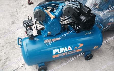 Máy nén 8kg Puma có mức giá thành rẻ hơn các sản phẩm cùng phân khúc