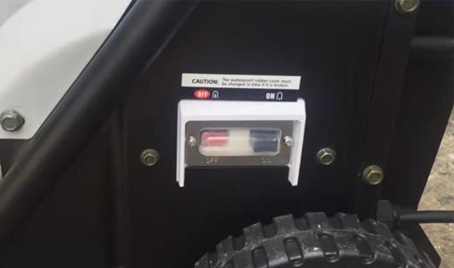 Côn tắc của máy rủa xe Lutian