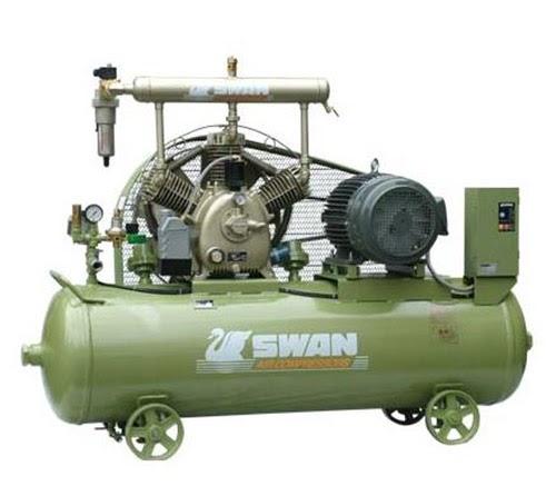 máy nén khí BST-315 (15HP) có thiết kế hiện đại