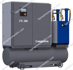 Tư vấn chọn mua máy nén khí
