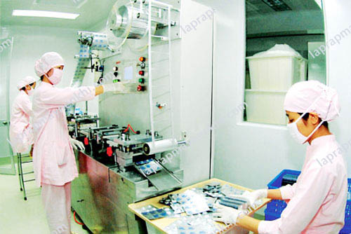 máy nén khí trong y tế