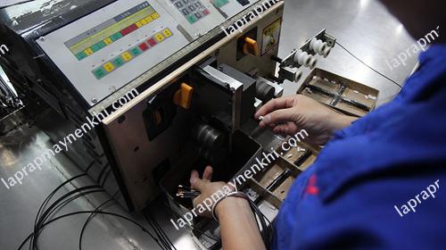 Lắp ráp máy nén khí theo đúng quy trình