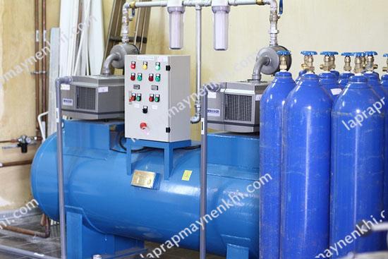 Ưu điểm nổi bật của máy nén khí không dầu