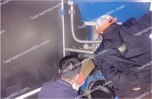 bảo dưỡng máy nén khí định kỳ