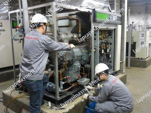 Máy nén khí sẽ phát sinh nhiều vấn đề hỏng hóc nếu không được bảo dưỡng định kỳMáy nén khí sẽ phát sinh nhiều vấn đề hỏng hóc nếu không được bảo dưỡng định kỳ