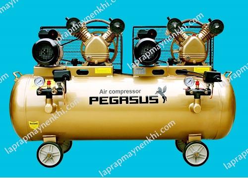 Máy nén khí Pegasus là sản phẩm nội địa được nhiều người tiêu dùng yêu thích hiện nay