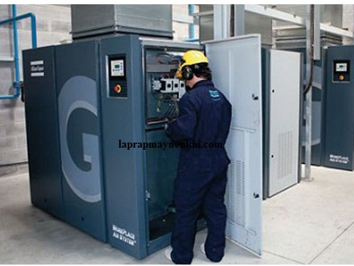 Người dùng nên vệ sinh và bảo dưỡng máy nén khí định kỳ