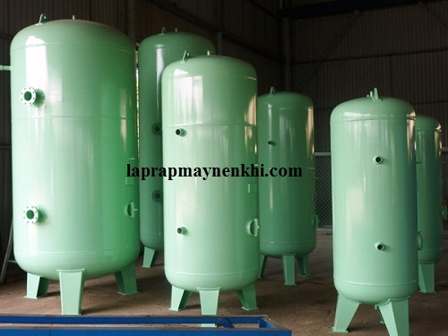 Cần phải lựa chọn bình chứa khí nén phù hợp với từng công suất của các loại máy nén khí