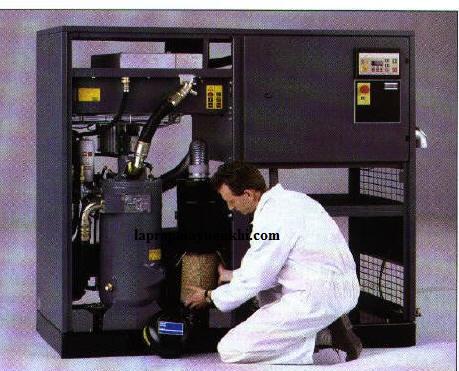Người dùng không định kỳ bảo dưỡng các chi tiết cũng là nguyên nhân dẫn đến rò rỉ khí nén