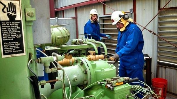 Quy trình bảo dưỡng, sửa chữa sẽ dễ dàng, nhanh chóng khi người dùng nắm được cấu tạo máy nén khí piston
