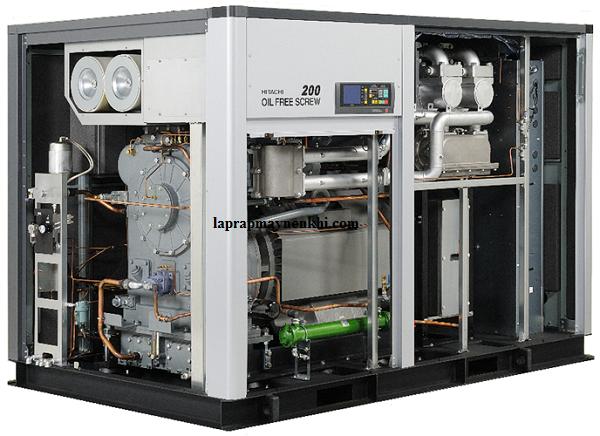 Điểm nổi bật của máy nén khí bôi trơn bằng nước thu hút người tiêu dùng lựa chọn