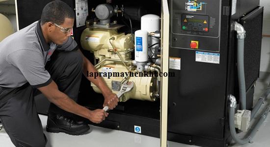 Nguy hại khôn lường khi không vệ sinh, bảo dưỡng máy nén khí