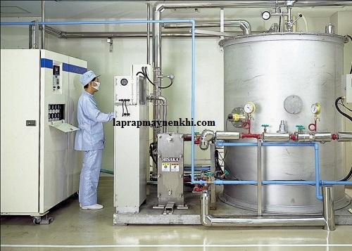 Vai trò quan trọng của máy nén khí trong lĩnh vực truyền động và điều khiển