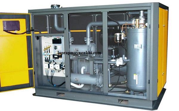 Các yếu tố môi trường tác động xấu đến máy nén khí