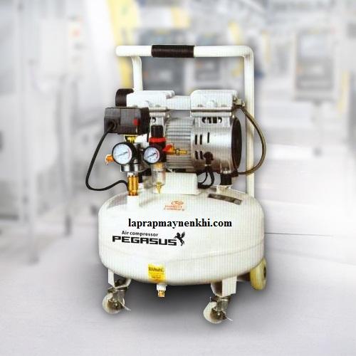 máy nén khí piston không dầu được sử dụng nuôi vi khuẩn có lợi trong sản xuất thuốc kháng sinh
