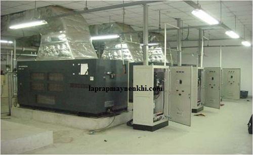 Sử dụng biến tần cho máy nén khí là giải pháp tiết kiệm điện hữu hiệu