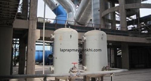 Bình chứa khí phải được trang bị van an toàn đúng chuẩn
