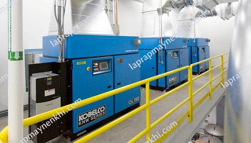 Giới thiệu máy nén khí