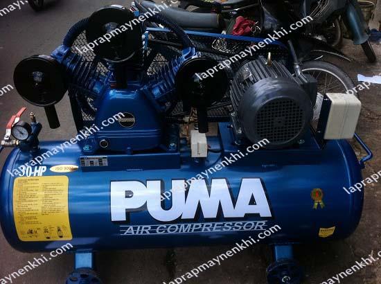 Máy bơm hơi thương hiệu Puma nổi tiếng