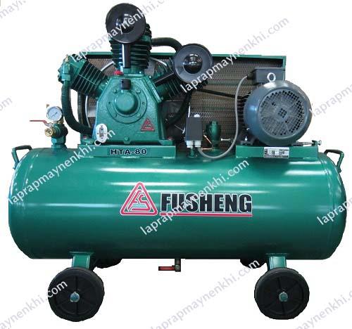 Máy nén khí piston được ứng dụng rộng rãi hiện nay