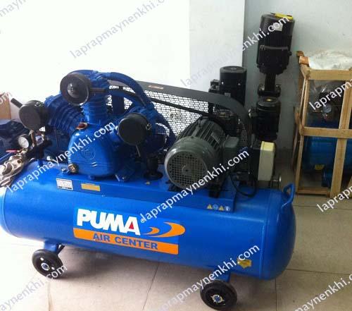Máy nén khí 3 piston Puma có giá thành cạnh tranh