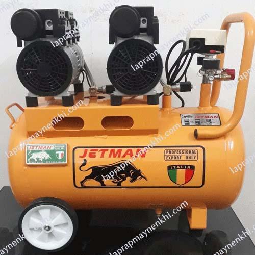 Tìm hiểu về dòng máy nén khí Jetman