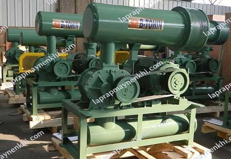 Tìm hiểu về cấu tạo của máy nén khí kiểu Root