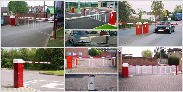 Những loại barrier tự động hiện nay